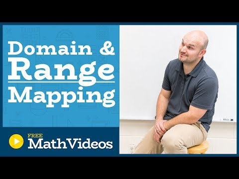 Master how to determine the domain and range from mapping