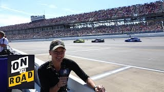 Experiencing raceday at Talladega for the first time I NASCAR I NBC Sports