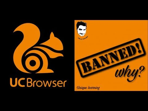 UC Browser Banned!! | Breaking News