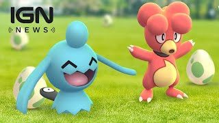 Pokemon Go Eggstravaganza Event is Back - IGN News