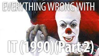 Everything Wrong With It (1990) Part 2
