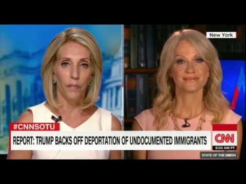 Campaign Manager: Trump is Rethinking Plan to Deport Illegals