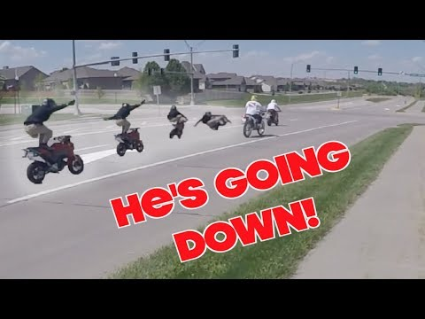 What Happens When You Stand on a Motorcycle? | Lucia's First Vlog!