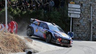 WRC/Tour de Corse 2017: victoire du Belge Thierry Neuville (Hyundai)