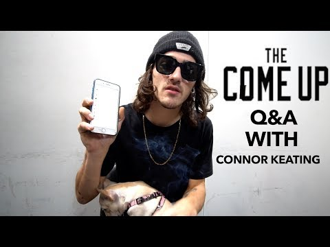 TCU Q&A WITH CONNOR KEATING