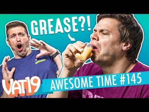 Eric drinks bacon grease... and likes it? | A.T. #145