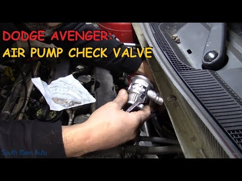 Dodge Avenger: AIR Pump Check Valve