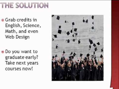 Online High School - Make Up Classes Online