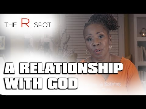 The R Spot : S04E09 : A Relationship With God