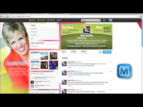 How to Change Your Twitter Background and Header with the 2012 Twitter Update