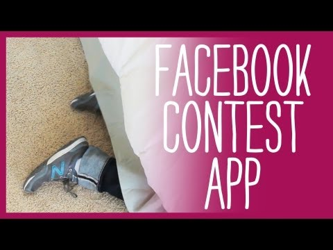 Facebook App Review, How to do Contests on Facebook, Facebook Contest Rules
