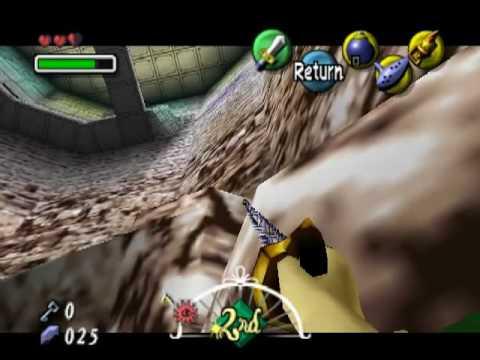 The Legend of Zelda: Majora's Mask - Scarecrow's Song Skip