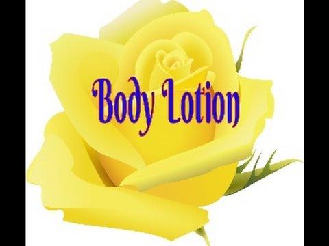 Tips by Lonnie-Body Lotion base by Certified Aromatherapist Regina Middleton
