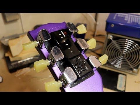 Gibson Les Paul E-tune Swap 2017