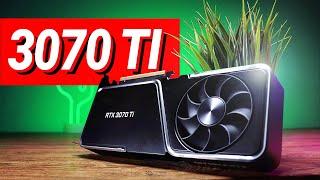 Die neue RTX 3070 TI im TEST - Lohnt sie sich WIRKLICH?!