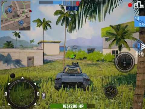 Modern tank combat. Next victory