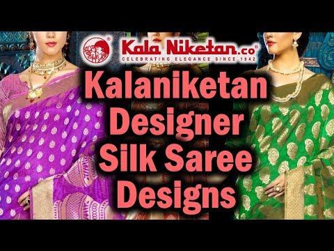 Kalaniketan Diwali Collections 2017   Kalaniketan Designer Silk Sarees with Price