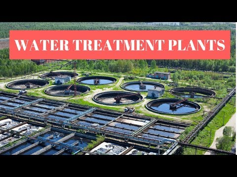 Water Treatment plants   Piping Official