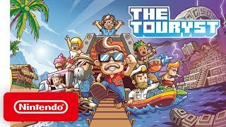 The Touryst - Announcement Trailer - Nintendo Switch
