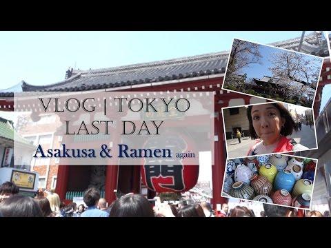 Ueno Park, Asakusa & More Ramen | Tokyo Day 3 | Vlog | KatWalks