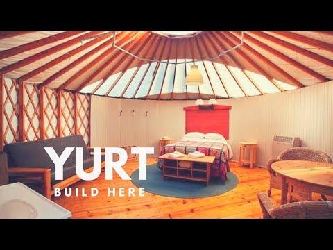 SOLD - Hawaii Yurt OK Land