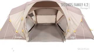 ac8bb248a Quechua Tenda Seconds Xxl Iiii Illumin Fresh   Quechua tenda seconds xxl  iiii illumin fresh sky