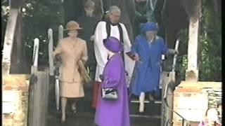 Royal Family, Sandringham, Christmas 1994
