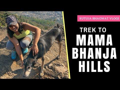 Trek to Mama Bhanja Hills, Thane Vlog || I Make a Furry Friend!