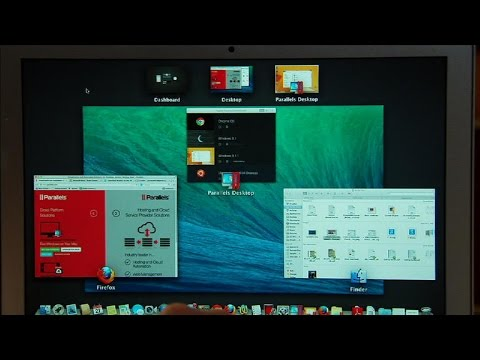 Easily run Windows and Mac OS simultaneously