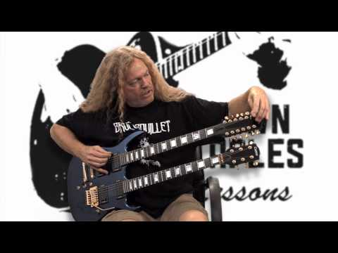 Free Guiar Lessons - 12 String Tuning