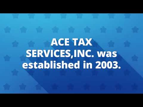 Ace Tax Services,Inc. : Certified Tax Preparer