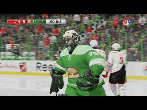 NHL 18 Horrible AI