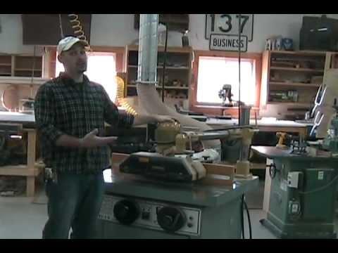 Custom Kitchen Cabinets Part 8 Shop Tour Part 1