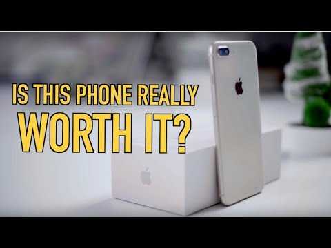 We View and Review - iPHONE 8: IS IT WORTH IT?