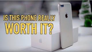 iPHONE 8: IS IT WORTH IT?