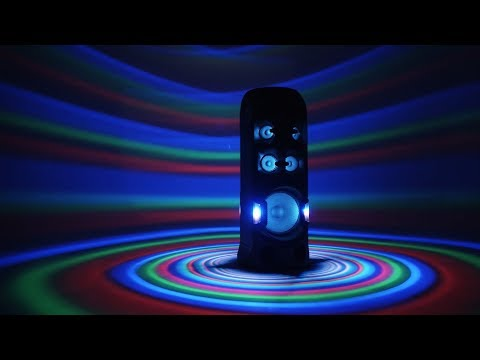 360° Party Light (MHC-V81D/V71D) Official Video