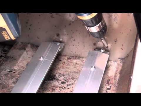 How To Install Viking BBQ Grill Burners: U Shaped and Smoker Pipe Burner Installation.