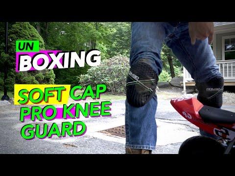UNBOXING - Demon Dirt Soft Cap Pro Knee Pads