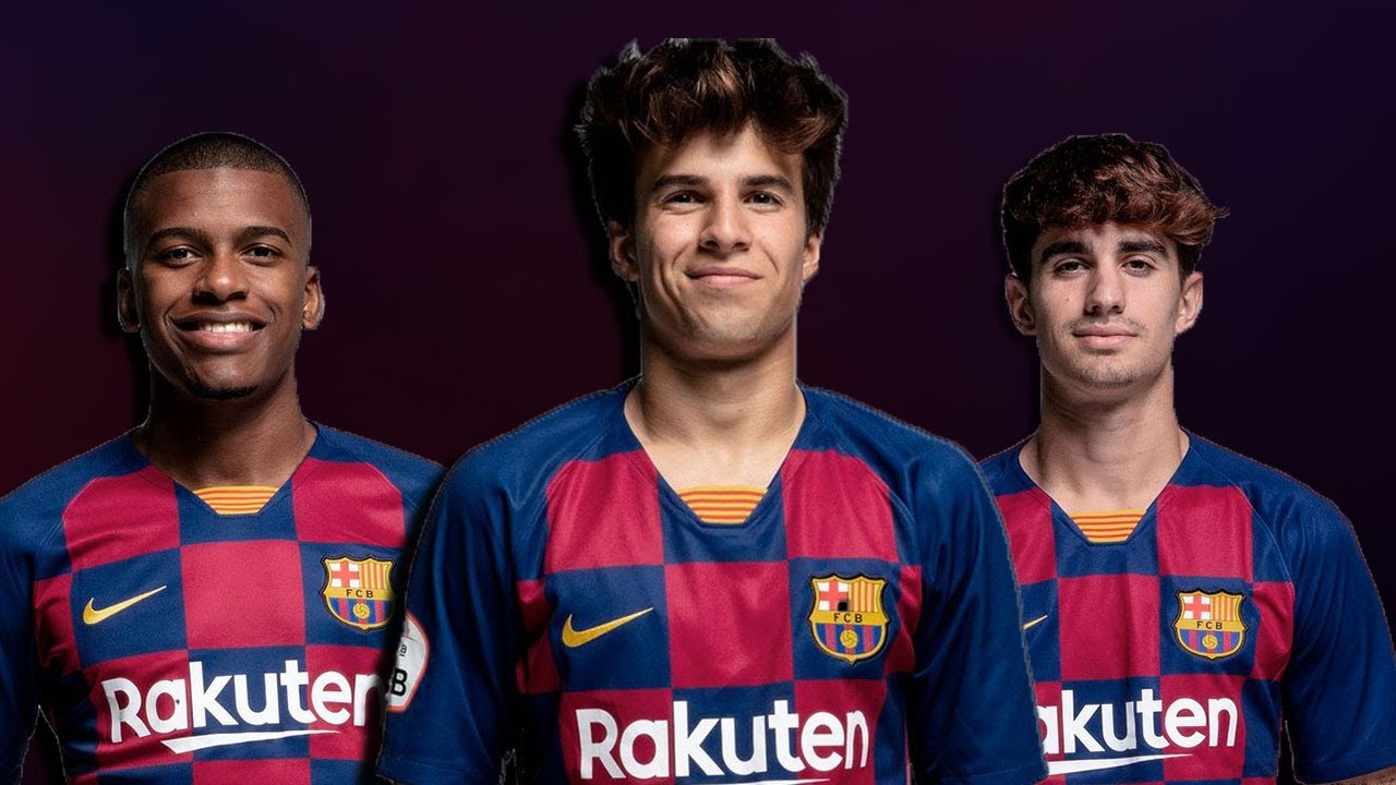 Top 3 talents From Barcelona B That Should get a Chance In The First Team ● 2020 || HD