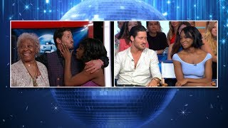 dwts finalists reflect on their familys influences and blossoming romances in the ballroom