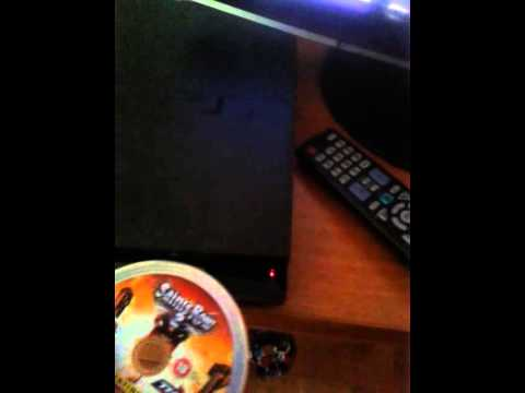 HOW TO FIX A CRACKED DISK PS3 0,00000001% WORKING