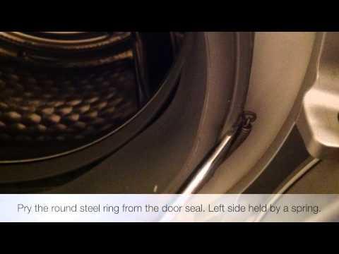 Fixing A Miele  Washing Machine- Do It Yourself