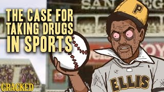 The Case for Taking Drugs in Sports
