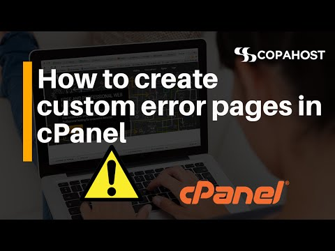 How to create a custom 404 page in your website