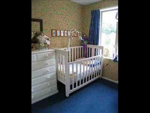 Interior Design Dezine in a Minute - Wall Color for Nursery