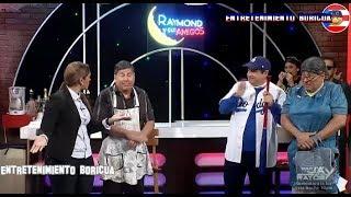 Raymond Y Sus Amigos Men And The City Plinia Y Mimi Pabon 12-feb-19