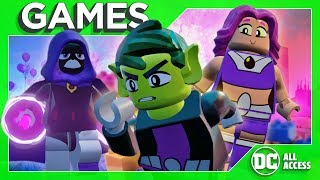 TEEN TITANS GO! Gameplay - LEGO DIMENSIONS Preview