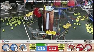 Final 1 - 2017 Buckeye Regional