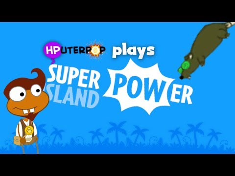 Poptropica Walkthroughs and Cheats -- HP Plays: Super Power Island
