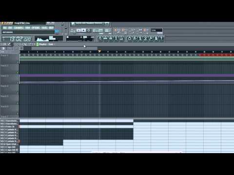 FL Studio 10: Progressive House/Trance Tutorial